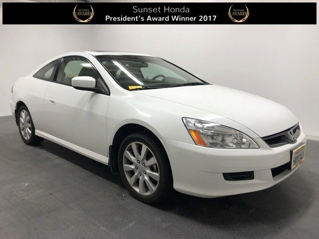 Used 2006 Honda Accord Coupe For Sale Near Lompoc CA